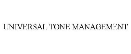 UNIVERSAL TONE MANAGEMENT