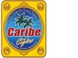 DON REY & DON JUAN CO. CARIBE CIGARS HAND MADE IN ESTELI NICARAGUA