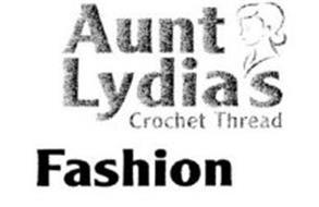 AUNT LYDIA'S CROCHET THREAD FASHION