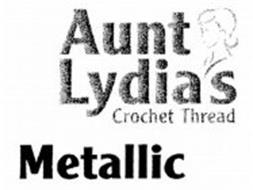 AUNT LYDIA'S CROCHET THREAD METALLIC