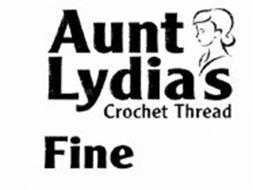 AUNT LYDIA'S CROCHET THREAD FINE