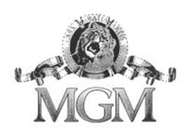 ars gratia artis mgm trademark of metro goldwyn mayer lion corp