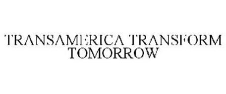 TRANSAMERICA TRANSFORM TOMORROW