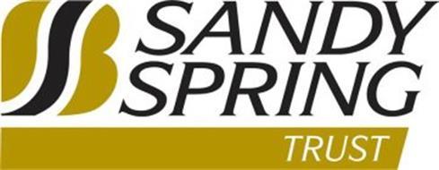 B SANDY SPRING TRUST