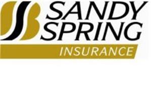 B SANDY SPRING INSURANCE