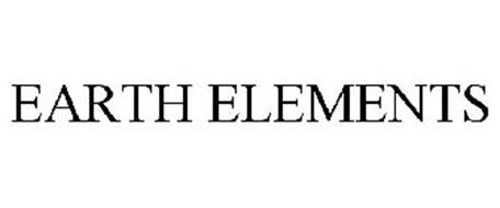 EARTH ELEMENTS