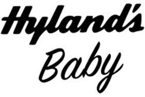 HYLAND'S BABY