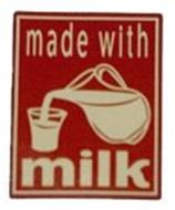 MADE WITH MILK