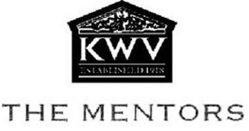 KWV ESTABLISHED 1918 THE MENTORS