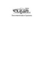 PREFIX CLEAN DECONTAMINATION SYSTEMS