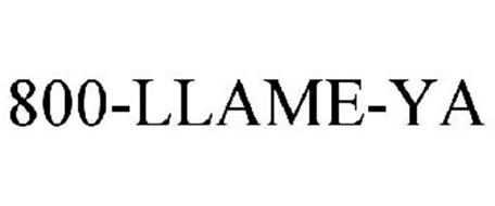 800-LLAME-YA