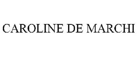 CAROLINE DE MARCHI