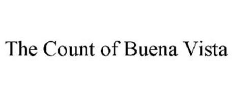 THE COUNT OF BUENA VISTA