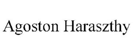 AGOSTON HARASZTHY