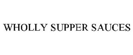 WHOLLY SUPPER SAUCES