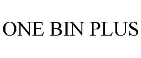 ONE BIN PLUS