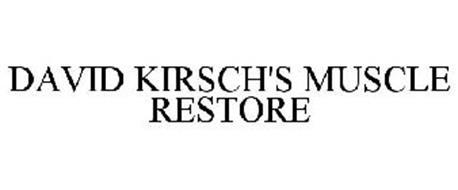 DAVID KIRSCH'S MUSCLE RESTORE