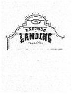 EST 1889 REDONDO LANDING ON THE PIER