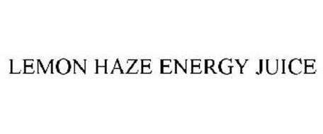 LEMON HAZE ENERGY JUICE