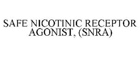 SAFE NICOTINIC RECEPTOR AGONIST, (SNRA)