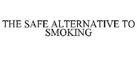 THE SAFE ALTERNATIVE TO SMOKING