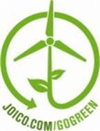 JOICO.COM/GO GREEN