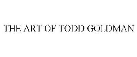 THE ART OF TODD GOLDMAN