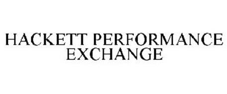 HACKETT PERFORMANCE EXCHANGE
