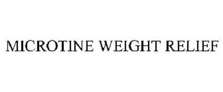 MICROTINE WEIGHT RELIEF