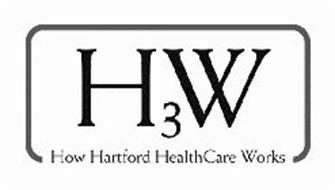 H3W HOW HARTFORD HEALTHCARE WORKS