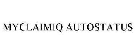MYCLAIMIQ AUTOSTATUS