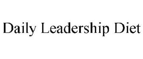 DAILY LEADERSHIP DIET
