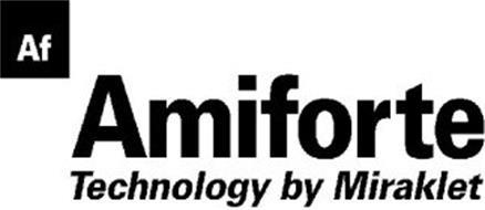 AMIFORTE TECHNOLOGY BY MIRAKLET AF