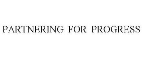 PARTNERING FOR PROGRESS