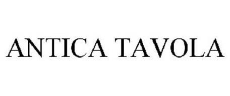 ANTICA TAVOLA