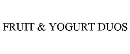 FRUIT & YOGURT DUOS