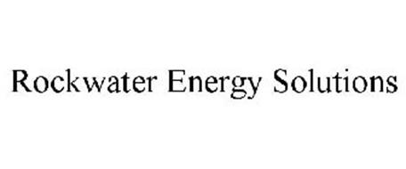 ROCKWATER ENERGY SOLUTIONS