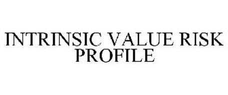 INTRINSIC VALUE RISK PROFILE