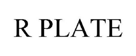 R PLATE