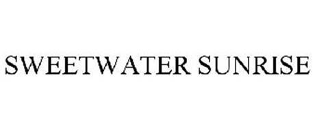 SWEETWATER SUNRISE