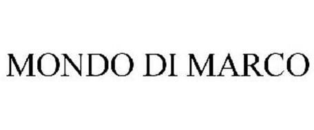 MONDO DI MARCO