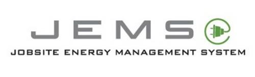 JEMS JOBSITE ENERGY MANAGEMENT SYSTEM