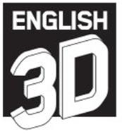 ENGLISH 3D