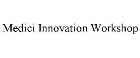 MEDICI INNOVATION WORKSHOP