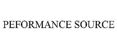 PERFORMANCE SOURCE