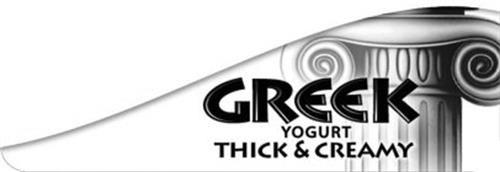 GREEK YOGURT THICK & CREAMY