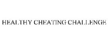 HEALTHY CHEATING CHALLENGE