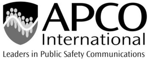 APCO INTERNATIONAL LEADERS IN PUBLIC SAFETY COMMUNICATIONS