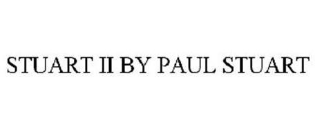 STUART II BY PAUL STUART
