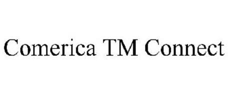COMERICA TM CONNECT